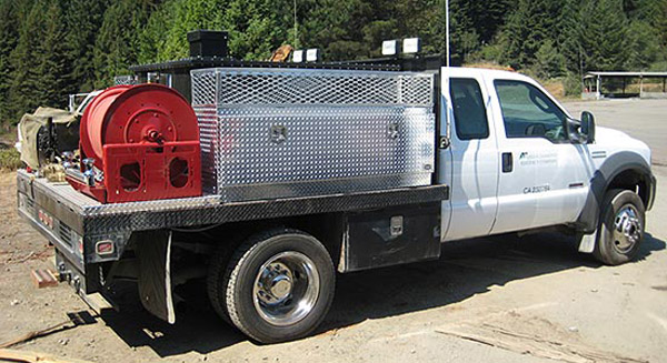 Utility Truck Tool Boxes