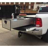 truck box with drawers