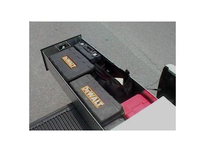 slide out truck bed box