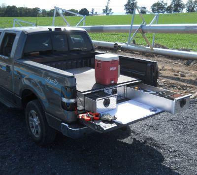 pickup truck tool box drawers