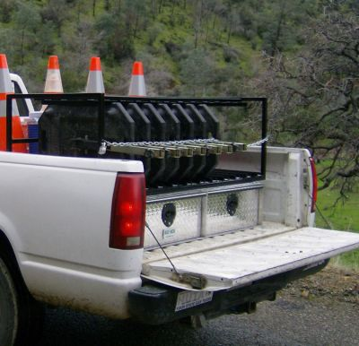 sliding drawer truck tool box